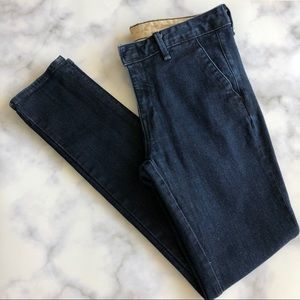 Rag and Bone Skinny Jeans in Dark Blue